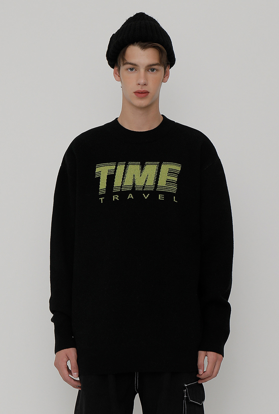 M)R TIME TRAVEL KNIT