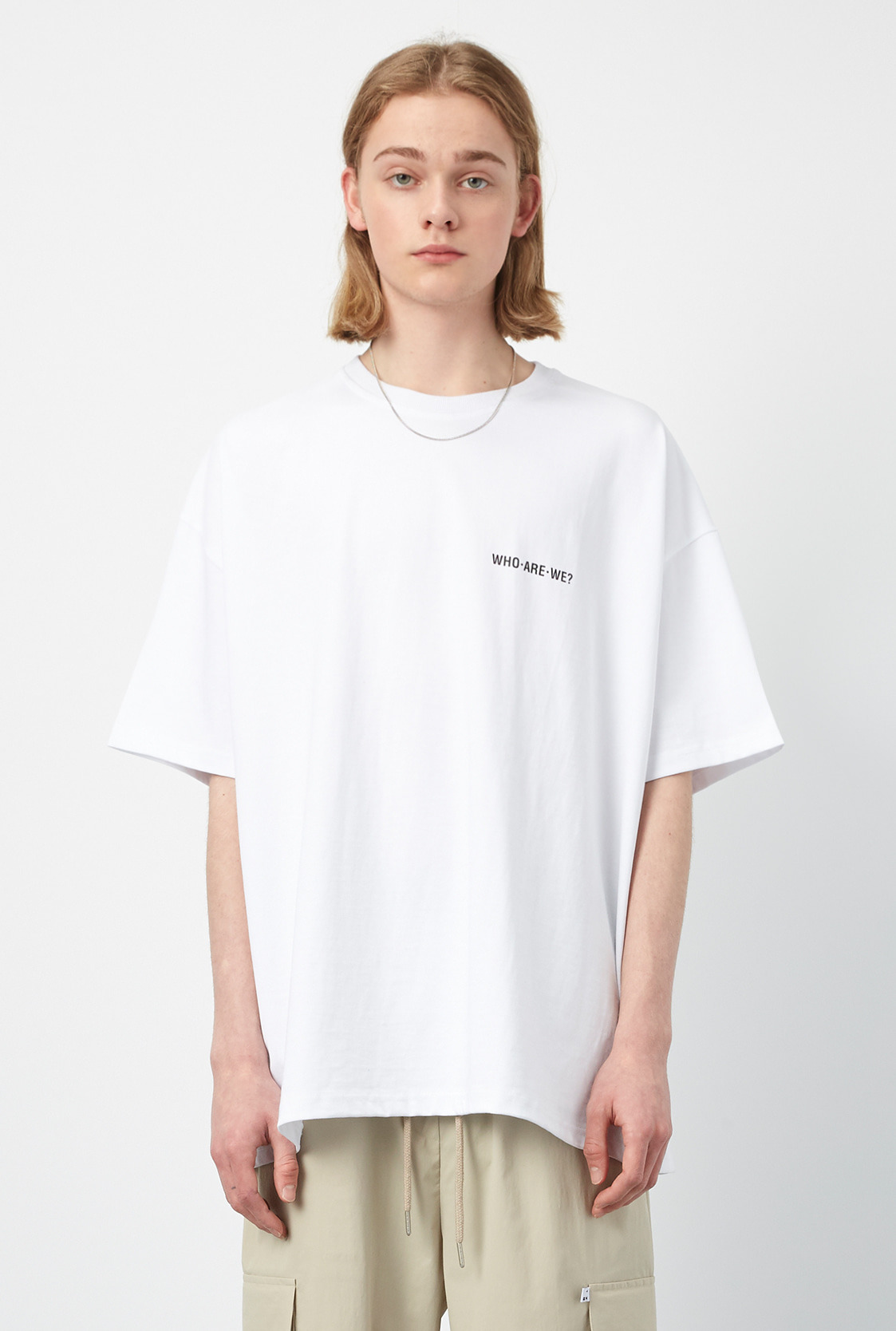 M)R OVERSIZE HIGHLIGHTER T-SHIRT